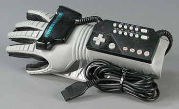 Fig 13. Nintendo Power Glove, 1989. Courtesy of The Strong, Rochester, New York, USA.