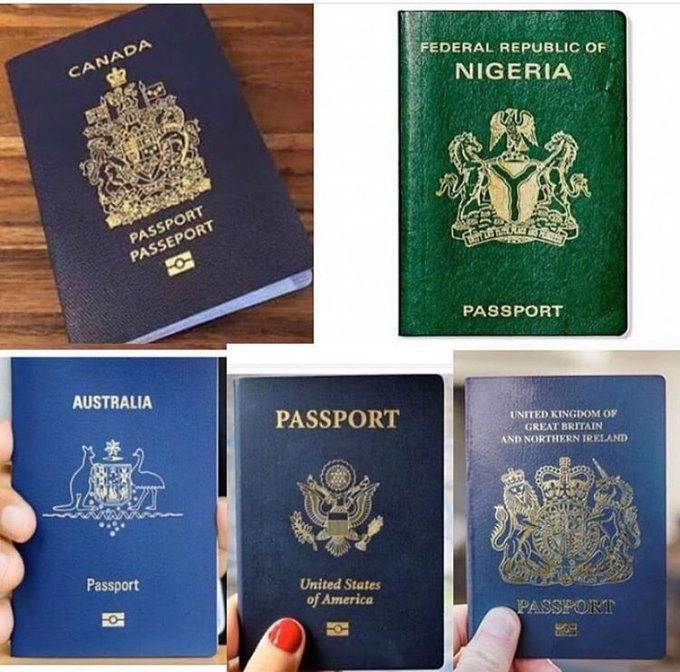 South African passport 2021-The citizens of South Africa can visit 64 countries without a visa