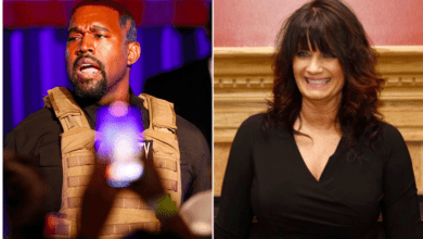 Kanye West officially lists Michelle Tidball