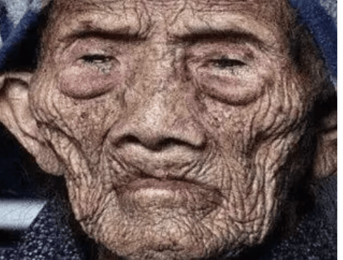 Meet The Oldest Man In The World (256)