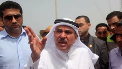 السفير القطري محمد العمادي - موقع حديث الصباح