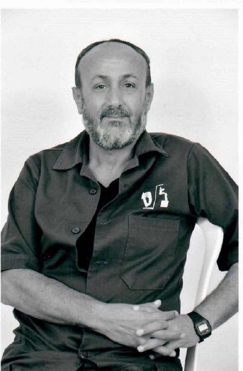 الأسير الفلسطيني / مروان البرغوثي