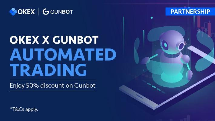 Enjoy Gunbot OKEx 10000 USDT Trading Competition 2