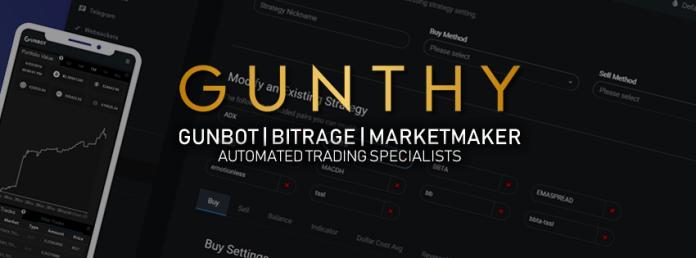 Gunbot Nash Exchange AMA 5th October 2020 1