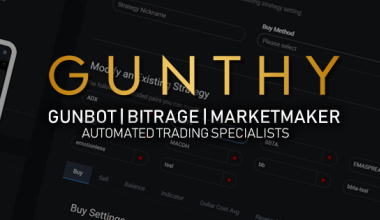 Gunbot - What's New This Week 6