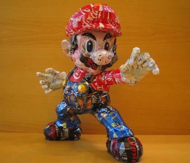 Mario van Mario Bros.