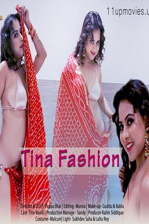 Tina Fashion (2021) Sexy 11UpMovies Nude Fashion Shoot