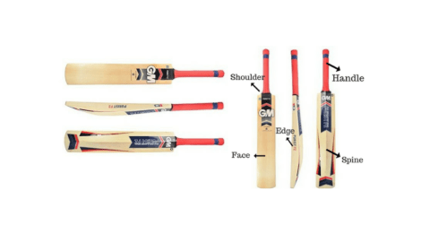 English Willow Cricket Bats and GM Cricket Bats