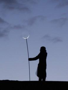 baston de luna, juego