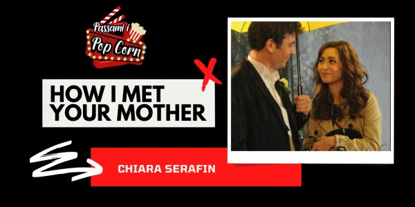 HOW I MET YOUR MOTHER: OMBRELLO GIALLO O CORNO FRANCESE BLU?