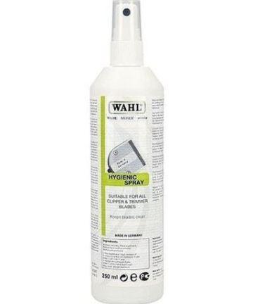 0007571 spray wahl limpiador de cuchillas 250 ml 6001