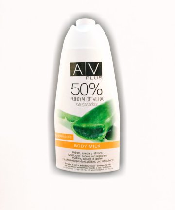 Body Milk AV PLUS 50% Aloe Vera 400ml
