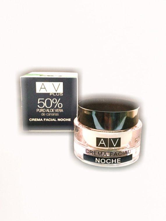 Crema de Noche AV PLUS 50% Aloe Vera 50ml