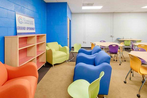 Stem Classroom Furniture for School