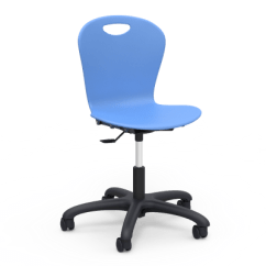 Portable Study Chair Zuo Modern 21st Century Classroom Furniture Solutions Virco Zuma Series Mobile Task Beautiful Balance Discover It