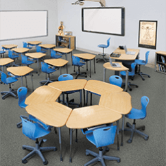 School Desk Chairs Lovesac Bean Bag Virco Furniture, Classroom Chairs, Student Desks