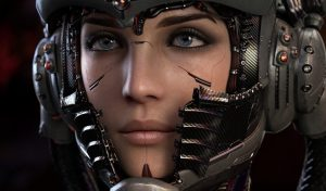 Cassidy, history, comics, short story, space, eroticism, female, cyborg