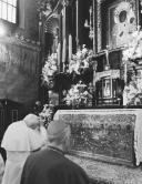 Visita Papa João Paulo II ao Santuário