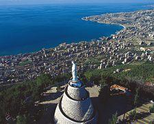 Vista de Beirute