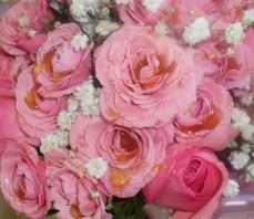 Rosas com mel