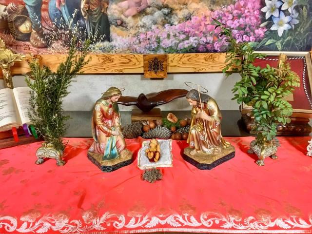 Misterio de la Casa Cofradía de la Virgen del Collado