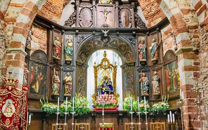 Altar Mayor – Natividad 2019
