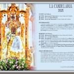 Cartel Fiesta de la Candelaria 2021