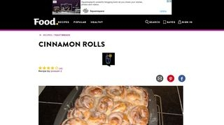 Cinnamon Rolls Recipe  - Food.com