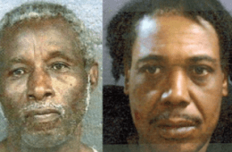 four convicted sex offenders