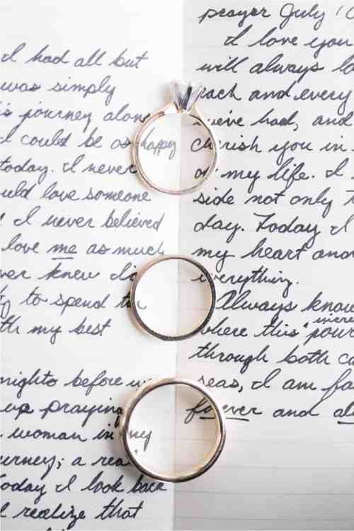 Writing Wedding Vows.Writing Personal Vows Virginia Ashley Photography Virginia And