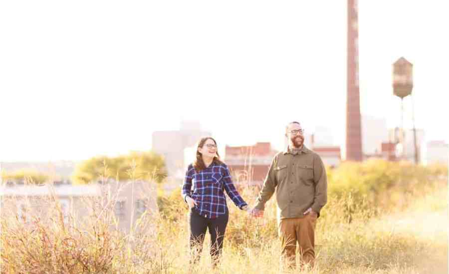 libby hill engagement photos