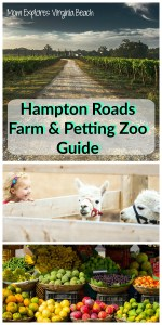 A Guide to Farms and Petting Zoos in Hampton Roads, VA