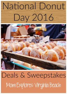 National Donut Day 2016