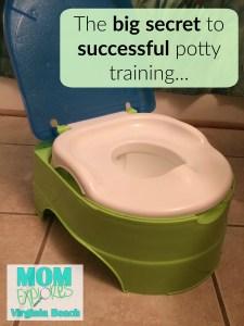 Potty Training Secret
