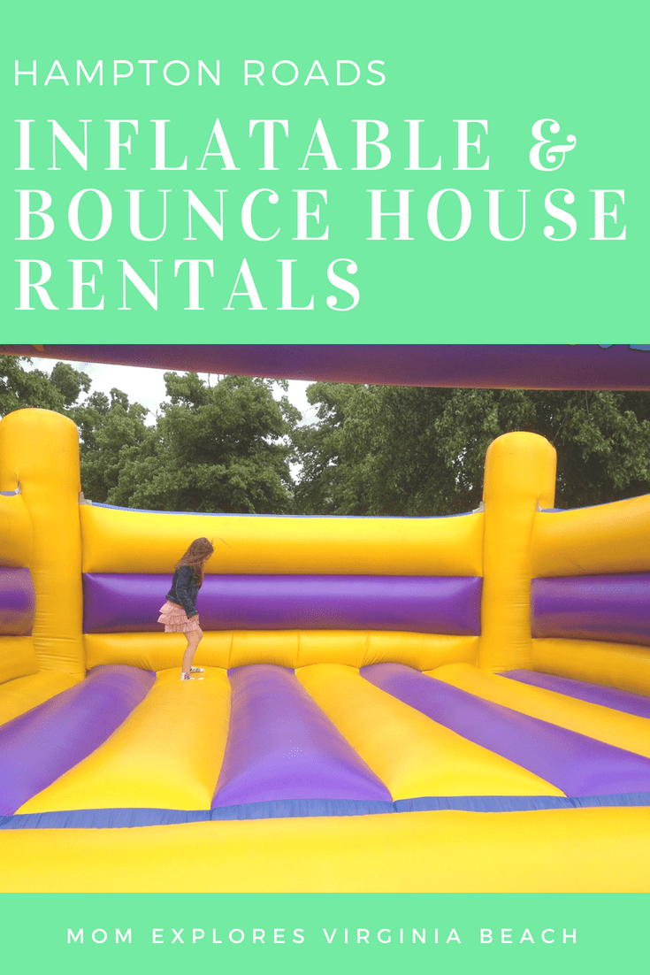 Top Hampton Roads Bounce House/Inflatable Rentals