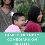 Kid-Friendly Comedians