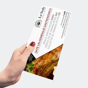 diseño de flyer publicitario