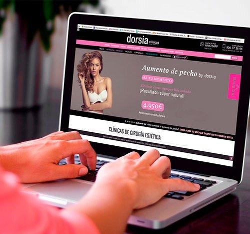 diseño banner para web