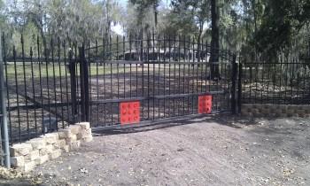 Estate Swing Slide Gate