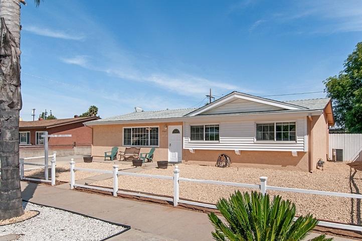 1264 Bosworth St., El Cajon