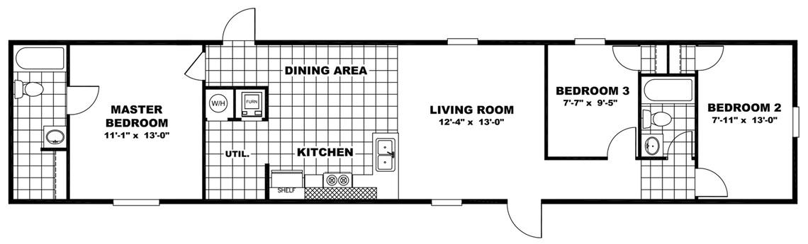 N66 Floor Plan