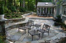 Patio- Stone Pavers Concrete . Revolutionary