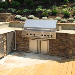 Outdoor Kitchen Design Plans Free Farmhouse Table And Chairs This Look For The Bbq Area