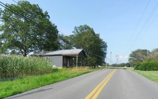 Road, Louisa County, VA.