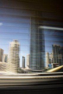 I took this from the Metro going to Rashidiya