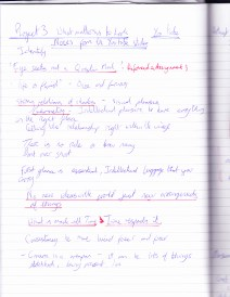 notes on 'Just plain love'