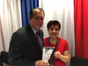 Richard Bott and Virginia Prodan