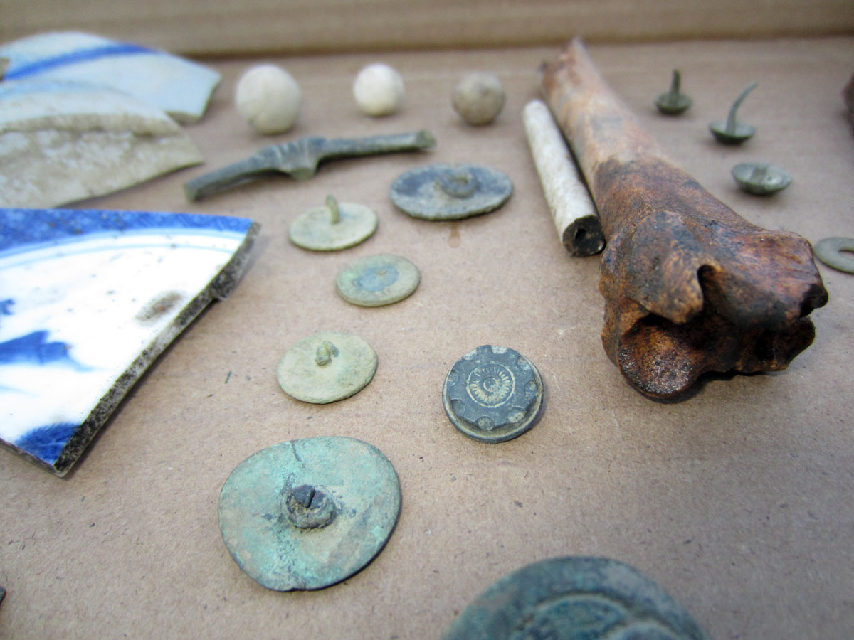 Colonial Coin Relics And Bottles Virginia Relics