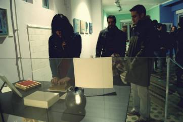 Do it yourself. LE PICCOLE COSE Exhibition Opening. La Salchicheria/ ARTyCO. Salamanca (Spain)