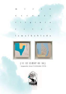 Solo Show · Microescenas · La Malhablada · Salamanca